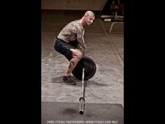 10 Landmine Exercises You've Never Tried and Should is part of health-fitness - The landmine in your gym may be collecting dust, but these movements will add valuable variety to anyone's routine Muscle Fitness, Mens Fitness, Fitness Tips, Health Fitness, Bar Workout, Gym Workout Videos, Fit Board Workouts, Gym Workouts, Workout Routines