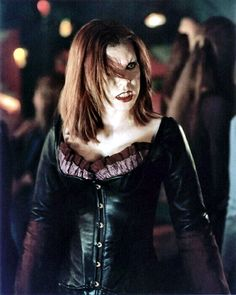 Vampiric Willow -- Buffy the Vampire Slayer