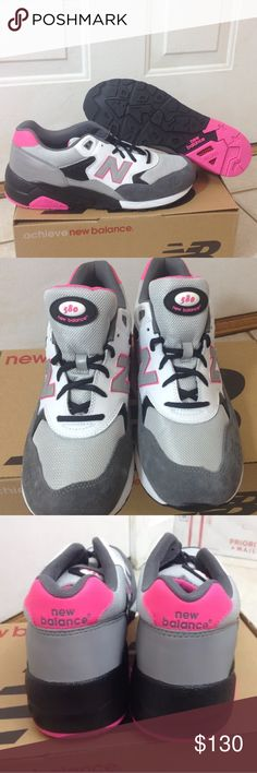 Nike Shoes Sneakers. New Balance MT580HOT Pink Sz 11.5 DS Kanye RARE Brand  New men's New Balance MT580HOT Pink