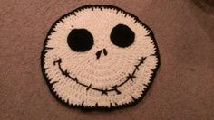 Crochet Jack - from Nightmare Before christmas