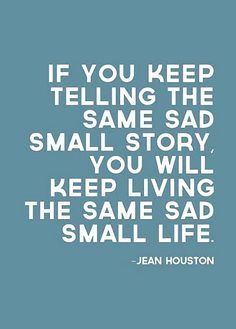 1069-relax-and-succeed-if-you-keep-telling-the-same-sad-small-story