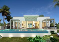 Contemporary Villa for Sale in La Quinta Golf, Marbella