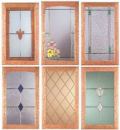 Leaded Glass Cabinets Art Windows Custom Stained Glass Pinteres