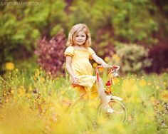 children spring portraits - Google Search