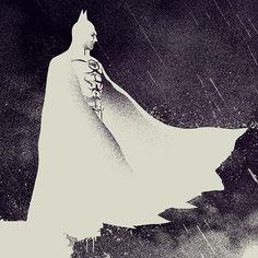BATMAN 75th ANNIVERSARY / POSTER POSSE #10 by Patrick Connan on Behance | Digital | Art | Graphic | Design | Illustration | Batman | Batman | Comic | Black | Dark |