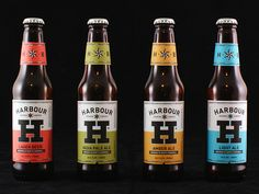Best typography beer packaging  In the summer... • typostrate - the typography and design blog