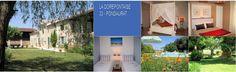 """Dans le Département de la GIRONDE, La Maison d'Hôtes """"LA DOREPONTAISE """" à PONDAURAT a opté pour une Présence ILLIMITÉ sur http://www.trouverunechambredhote.com/fiche.php?aid=60"""