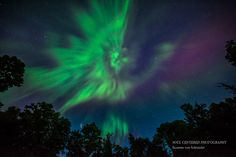 Northern Lights Photo, Metal Print, Night Photography, Aurora Borealis, Angel, Spirit Bird, Blue Green, Magical, Wisconsin, Home Decor by SoulCenteredPhotoart on Etsy https://www.etsy.com/listing/259167419/northern-lights-photo-metal-print-night