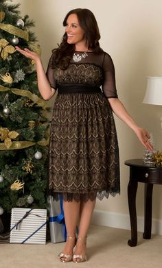 47e641a9212 Kiyonna Clothing. Plus Size Cocktail DressesCocktail ...