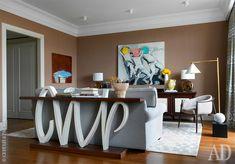 Современный дизайн квартиры: фото интерьера | AD Magazine