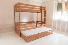 vendégágyas emeletes ágy Bunk Beds, Furniture, Home Decor, Decoration Home, Loft Beds, Room Decor, Home Furnishings, Home Interior Design, Bunk Bed