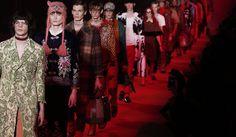 Watch the Men's Fall Winter 2016 2017 Fashion Show Video