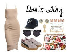 """Don't Sing"" by anaelle2 ❤ liked on Polyvore featuring Alexander Wang, Gucci, Cartier, Vera Wang, Loren Stewart, Letters By Zoe, Hermès, Repossi, Isabel Marant and Maison Margiela"