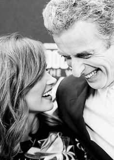 """"""" I think the Doctor is crazy about Clara, he loves her in a very deep way that is not just about romance. It goes to a deeper territory of affection. ~ Peter Capaldi """""""