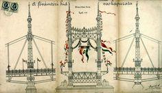 1896-ban (a millennium évében) adták át Budapest harmadik hídját a Ferenc József hidat vagy más nevén Fővám téri hidat. A 2. világháborúban (1945. 01. 16-án) a visszavonuló német hadsereg felrobbantotta. 1946-ban kezdődött meg újjáépítése, 1946. augusztus 20-án nyitották meg, immáron Szabadság híd néven.