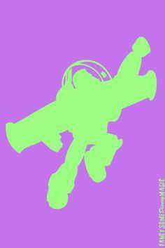 Toy Story -- Buzz Lightyear