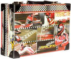 Školní kufřík malý - 33x23x10cm č. 21746 HK Malý  FORMULE 1 Fresh Meat, Motorsport, Formula 1, Race Cars, Guys, Gifts