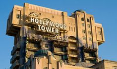Best ride ever. Hollywood Tower of Terror. So fun. Especially w/ your best friend. :)