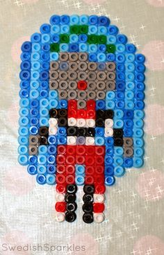 Hama beads   Monster High = Tons of fun
