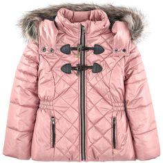 Short padded coat - 136001
