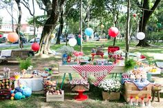 Festa Infantil   Picnic no Parque   Vestida de Mãe   Blog sobre Gravidez, Maternidade e Bebês por Fernanda Floret