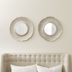 Crate & Barrel - Set of 2 Maroc Wall Mirror.  (also available individually).  $359 on sale