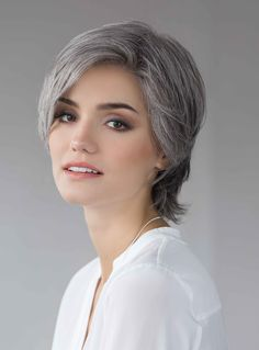 RUSH -  Soft asymmetrical cut, beautiful naturalness and a slightly flicky nape for easy styling.
