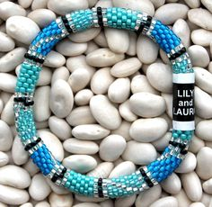 Caribbean Reef - Lily and Laura Bracelets