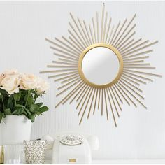 Find All Mirrors at Wayfair. Enjoy Free Shipping & browse our great selection of Mirrors, Wall Mirrors, Floor Mirrors and more!