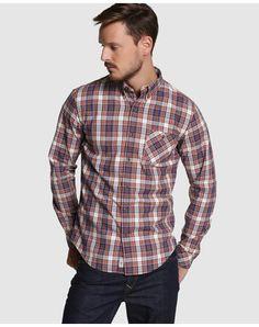 Camisa Regular de hombre Timberland
