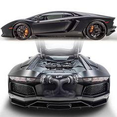 """@speedsociety on Instagram: """"@Underground_Racing has done it again... A twin-turbo Aventador with a race-spec block and a pair of turbos that help it make 1,550 horsepower at the wheels! Check out our website for the video. #TwinTurbo #Aventador #CarlifeStyle #SpeedSociety"""""""