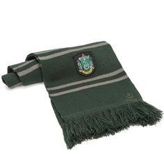 Bufanda Harry Potter Casa #Slytherin