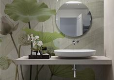 Rivestimenti murali su supporto vinilico o fibra di vetro: nuovi decori by N.O.W. Edizioni