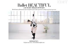 Ballet Beautiful @ Net A Porter