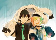 埋め込み Boy Character, Character Design, Anime Chibi, Anime Art, The Wolf Game, Cool Anime Guys, Anime Love Couple, Fujoshi, Manga