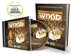 WoodProfits woodworking as a business - home woodworking