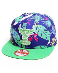 Chicago Bulls  Multihawk snapback hat by New Era