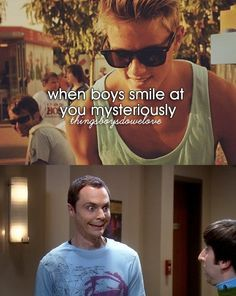 love is in the air sheldon - Google Search