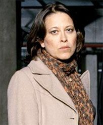 Ruth Evershed is a fictional Senior Intelligence Analyst seconded from GCHQ to MI5, featured in the British Television Series Spooks, also known as MI-5 in the United States. Ruth was played by Nicola Walker from the time the character joined the show in 2003, until Walker left to have a baby in 2006. She returned in 2009 and continued her role until her character's death in the final episode of Series 10.