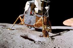 Apollo 14 Lunar Lander.