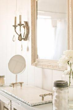 Cottage Bathroom mak