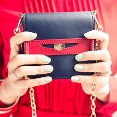 To Tommy From Zooey Penny Loafer Bag, as seen on @Chriselle Lim . Styled and shot by @The Coveteur