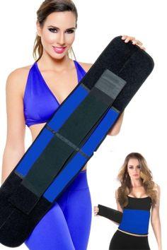 b07b927dd1f Sensational Power Slim Latex Waist Trainer Belts Plain Shirts