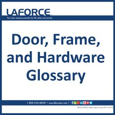 How do you stay on top of the confusing language and acronyms in our industry? By referencing the DFH Glossary, of course! LINK: http://wp.me/p2Ij25-zh