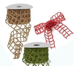 Ribbons - Curling ribbon - Wired Ribbon - Designer Ribbon