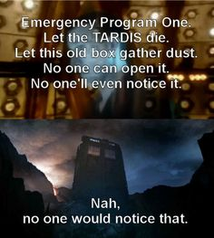 Considering no one goes to Trenzalore. The Doctor wasn't even supposed to be there. I'm pretty sure they mean in other places, like Earth, no one would notice it