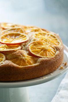 Mandarin cake on serving tray Mandarin Cake, 9 Inch Cake Pan, Whole Foods Market, Holiday Desserts, Sweet Life, Pound Cake, Cake Pans, Frostings, Happy Thanksgiving
