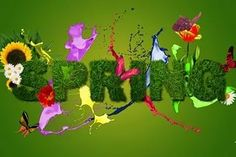 Интересные и яркие весенние картинки про весну! .