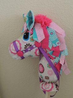 Addi's Wonderland Stick Horse Natalie by HopelesslyHookedSM