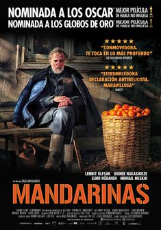 War in Abkhazia An Estonian man Ivo has stayed behind to harvest his crops of tangerines. Best Movies To See, Great Movies, Movies To Watch, Beau Film, Movie Theater, Movie Tv, Cinema Posters, Movie Posters, Trailer